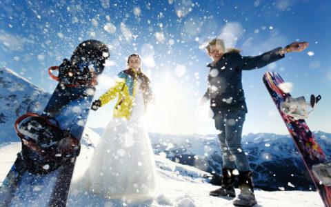 Sci e snowboard: quali sono gli infortuni più comuni?