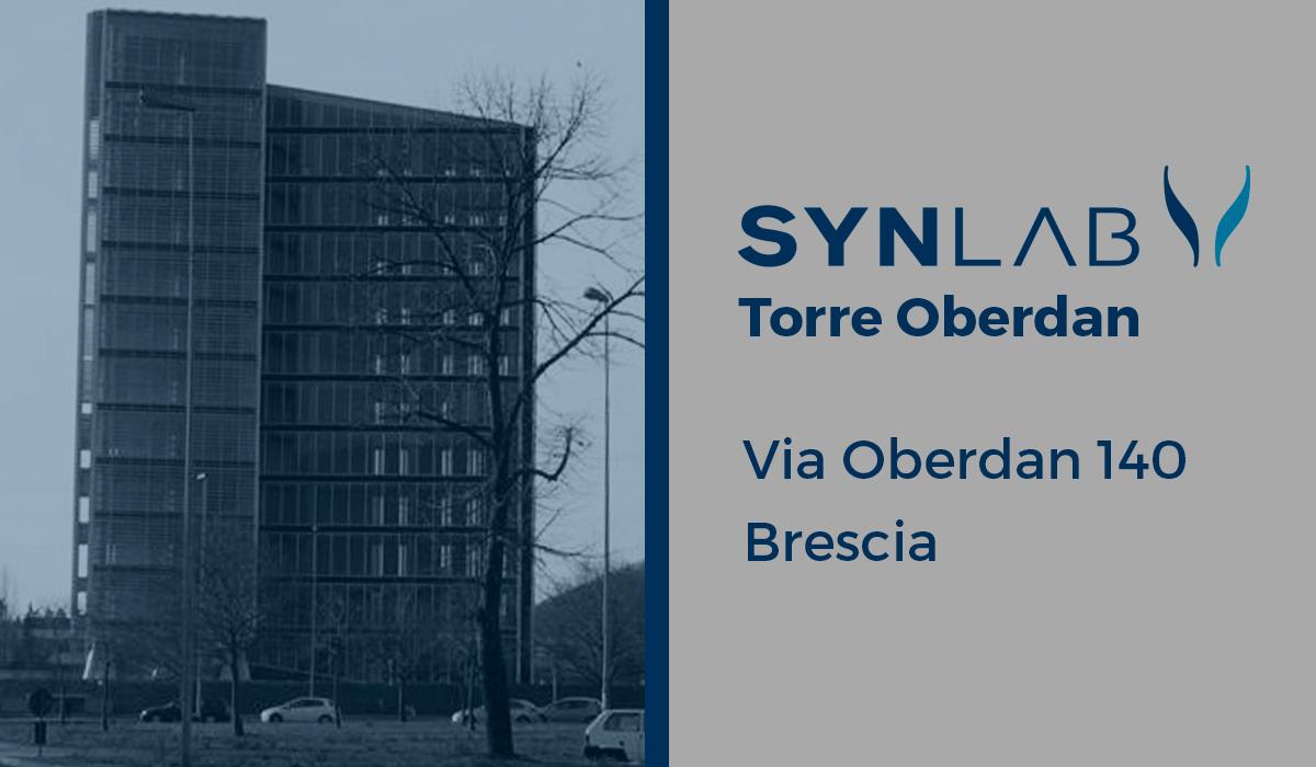 Chiusura Synlab Torre Oberdan fino al 30/4/2020
