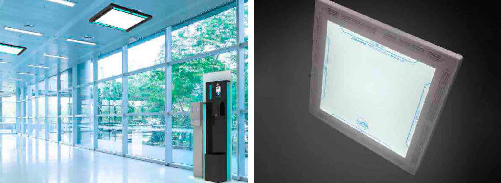 Sanificare con la luce: ecco la nostra nuova lampada UV-C