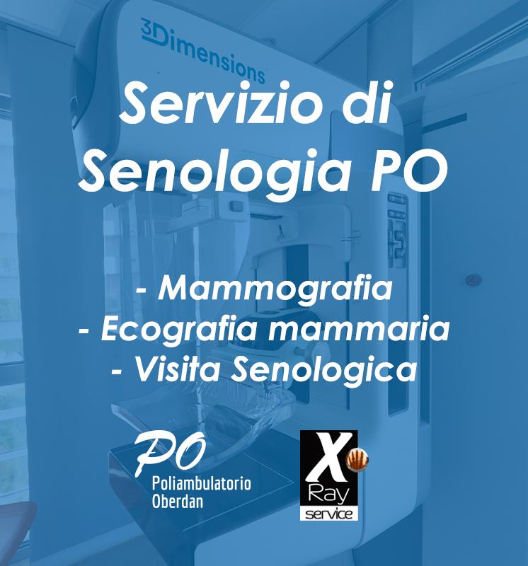 Nuovo servizio di senologia PO